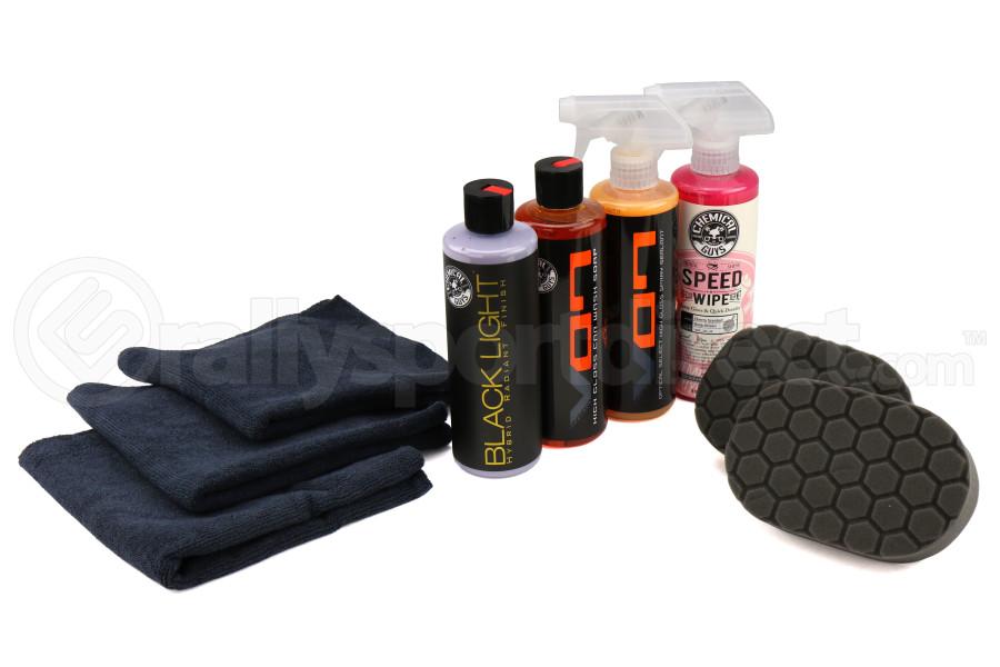 Chemical Guys Black Car Care Kit (9pc) - Universal