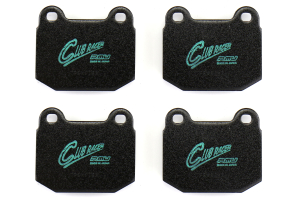 Project Mu Club Racer RC09 Rear Brake Pads (Part Number: )