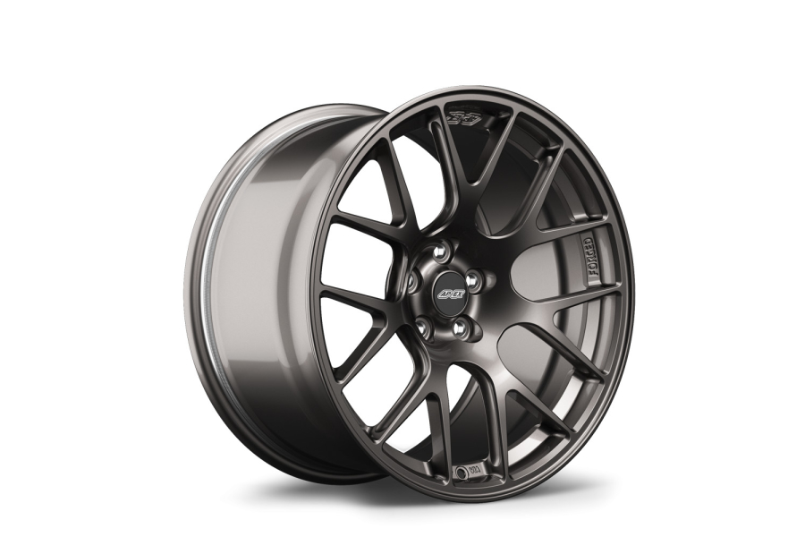 Apex Race Parts EC-7R Forged 17x9 +42 5x100 Anthracite - Universal
