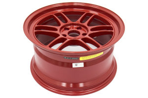 Enkei RPF1 18x9.5 +38 5x114 Competition Red Wheel (Part Number: )