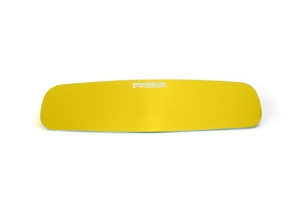 Prova Wide-View Rear View Mirror Yellow (Part Number: )
