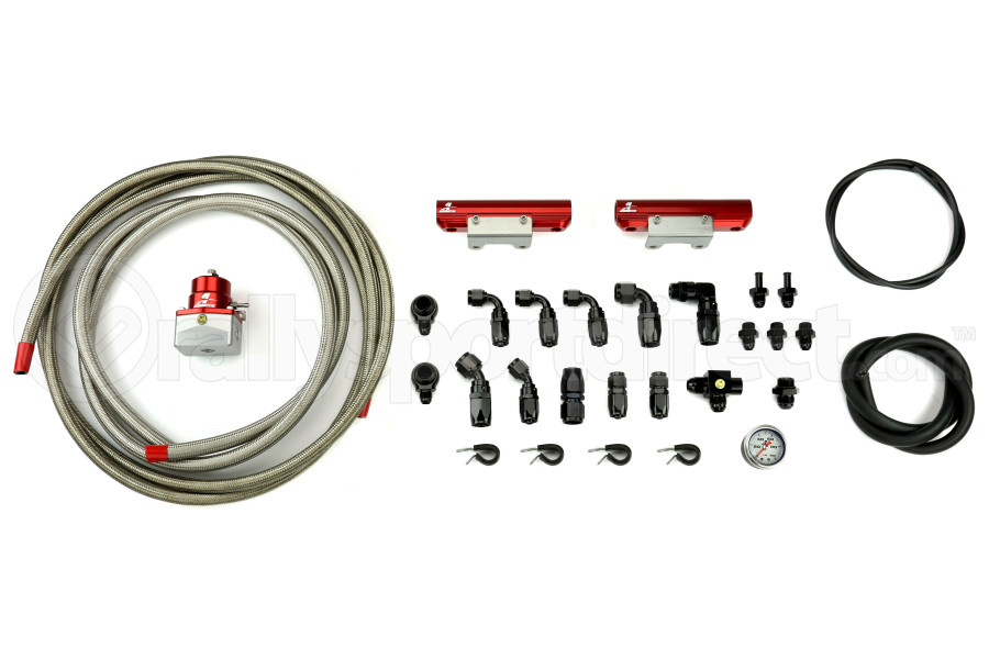 Aeromotive Top Feed Fuel Rail System (Part Number:14135)