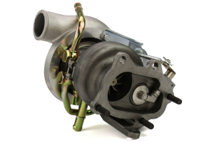 Forced Performance Green HTZ Turbocharger - Subaru Models (inc. 2002-2007 WRX / 2004+ STi)