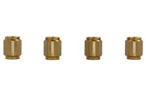 KICS Leggdura Racing Bronze Valve Cap (Part Number: WCKIVB)