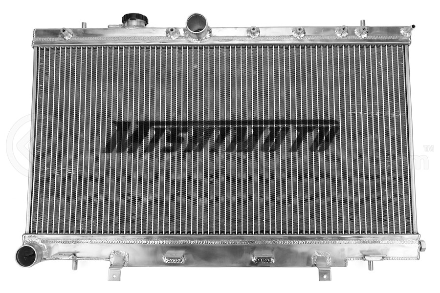 Mishimoto Performance Aluminum Radiator X-Line Manual Transmission (Part Number:MMRAD-WRX-01X)