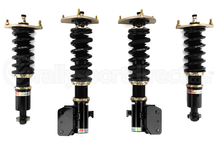 BC Racing BR Coilovers (Part Number:F-25-BR)