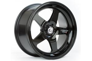 Cosmis Racing Wheels XT-005R 18x9 +25 5x100 Black - Universal