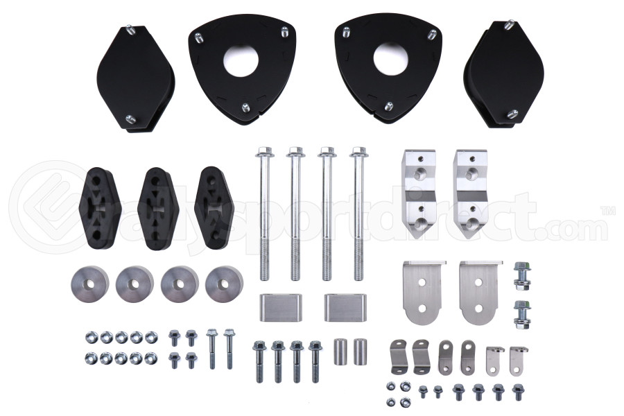 LP Aventure 1.5 Inch Lift Kit 1.5'' Black - Subaru Crosstrek 2018+