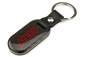 Subaru OEM STi Keychain Carbon Fiber - Universal
