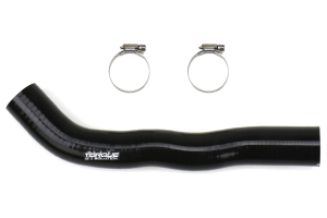Torque Solution Bypass Valve Hose Black - Mazdaspeed3 2007-2013 / Mazdaspeed6 2006-2007
