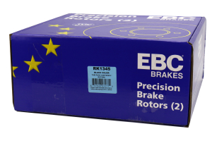 EBC Brakes Ultimax OE Style Rear Brake Rotors - Subaru STI 2005-2007