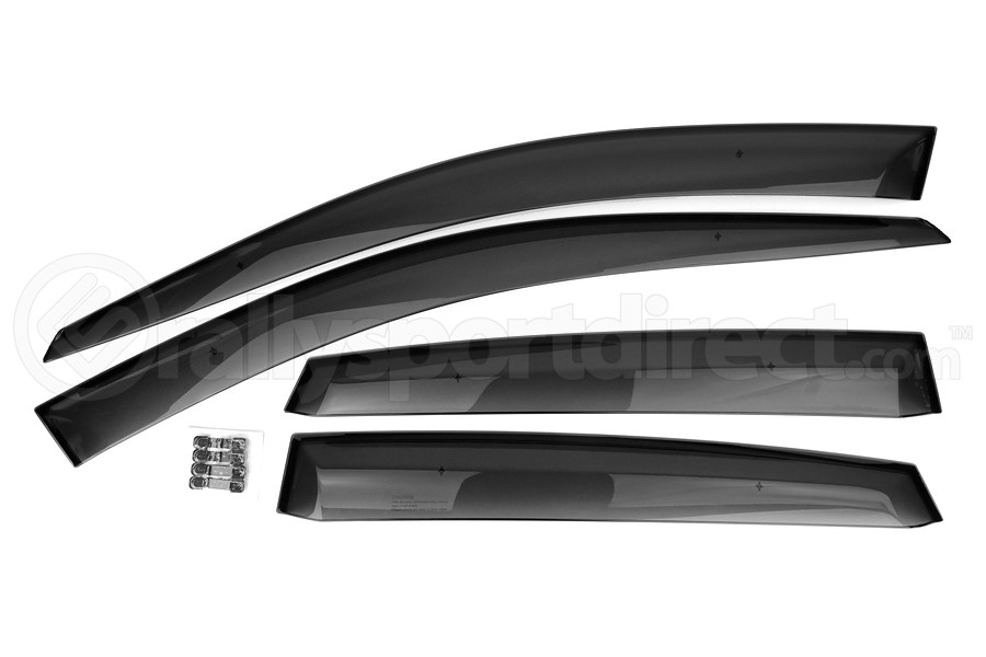 Subaru OEM Rain Guards (Part Number:E3610FG200)