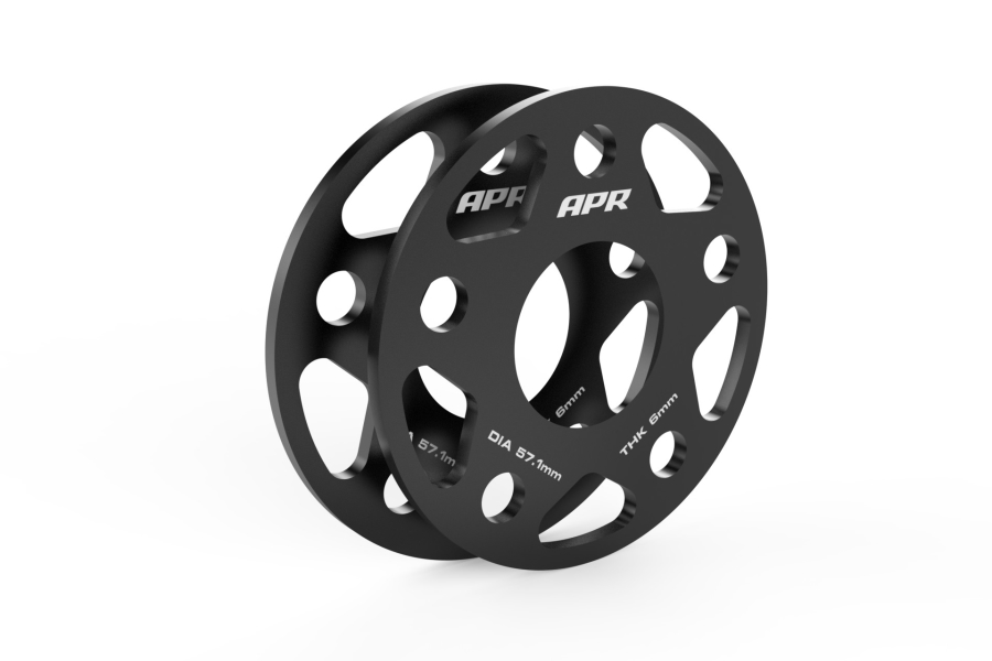 APR Wheel Spacer Kit 5x112 6mm - Volkswagen / Audi Models (2006+ GTI / 1996-2008 A4)