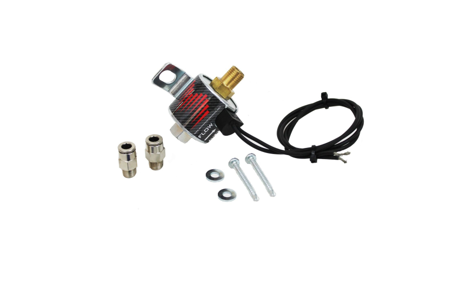 Snow Performance High Flow Water-Methanol Solenoid Upgrade w/Quick-Connect Fittings - Universal