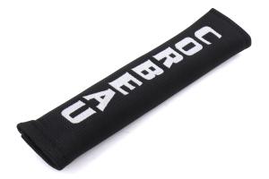 Corbeau Harness Belt Pads 2 Inch Black - Universal