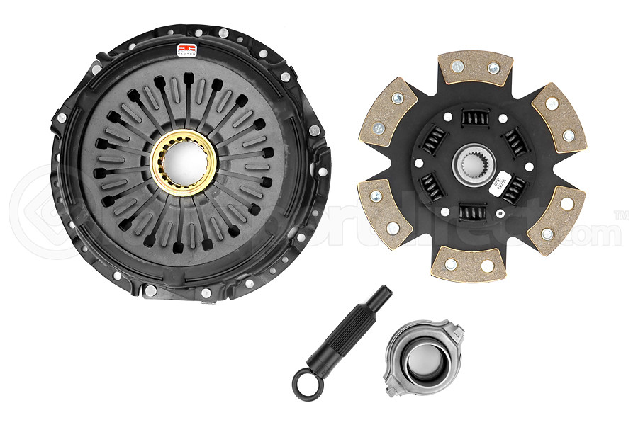 Competition Clutch Stage 4 6-Puck Clutch Kit (Part Number:5152-1620)