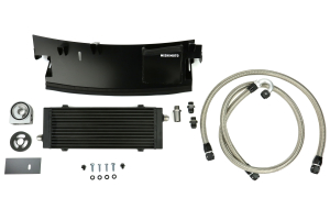Mishimoto Oil Cooler Kit Black ( Part Number: MMOC-RS-16BK)