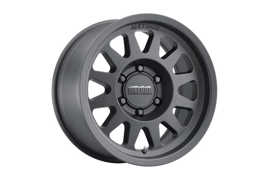 Method Race Wheels MR704 15x7 +15 5x100 Matte Black - Universal