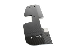 APR Radiator Cooling Plate Carbon Fiber (Part Number: )