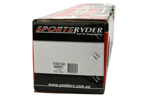 Pedders EziFit SportsRyder Lowered Rear Left Strut and Spring (Part Number: )