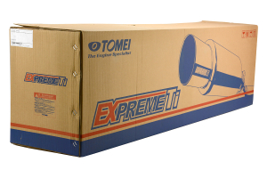 Tomei Expreme Ti Titanium Catback Exhaust Type 60S (Part Number: )