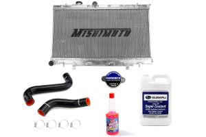 Aluminum Radiator Kit ( Part Number:RSD 02-07RADUP)