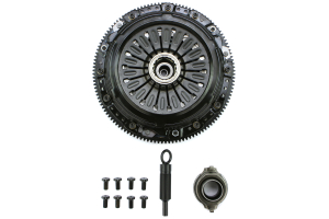 Competition Clutch Stage 1 Multi Plate Twin Organic Clutch Kit w/Flywheel ( Part Number: 4M-15030-1)