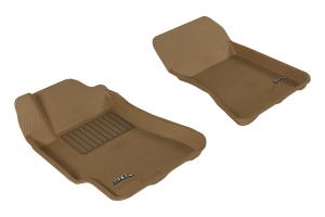 3D MAXpider KAGU Floor Liners - Subaru Impreza 2002 - 2007