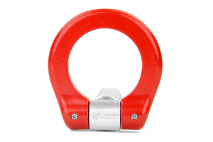 Cusco Front/Rear Tow Hook Red - Mazda Models (inc. 2010-2013 Mazdaspeed3)