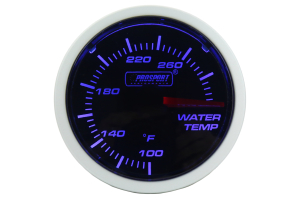 ProSport Performance Series Water Temperature Gauge (Part Number: )
