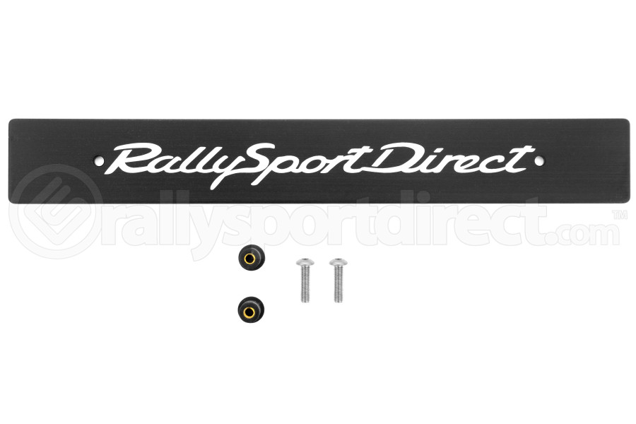 RallySport Direct GT License Plate Delete (Part Number:40003)