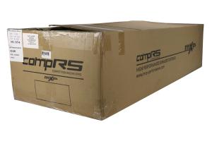 MXP Comp RS Cat Back Exhaust SS Tips - Subaru WRX / STI 2015+