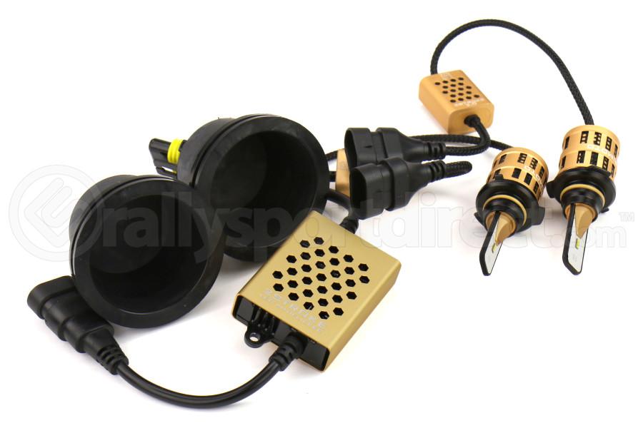 Morimoto 9005 2-Stroke LED Light Kit - Universal