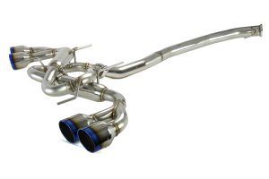 HKS Legamax Premium Flux Welded Cat-Back Exhaust (Part Number: )