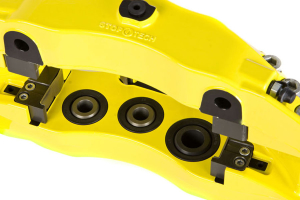 Stoptech ST-60 Big Brake Kit Front 355mm Yellow Drilled Rotors (Part Number: )
