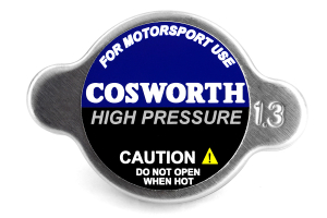 Cosworth 1.3 Bar High Pressure Radiator Cap (Part Number: )