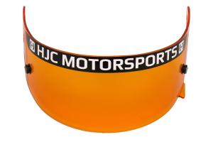 HJC Motorsports HJ-28 Amber Helmet Shield ( Part Number: 28AM)