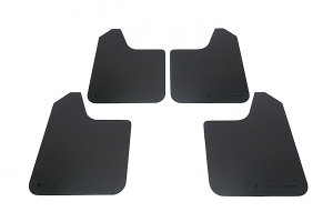 Rally Armor Basic Universal Mud Flaps ( Part Number: MF12-BAS-BLK)