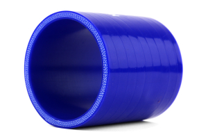 Mishimoto Lower Intercooler Pipe Blue ( Part Number:MIS MMICP-EVO-10LBL)