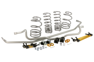 Whiteline Grip Series Stage 1 Suspension Kit w/Lowering Springs ( Part Number: GS1-FRD004)