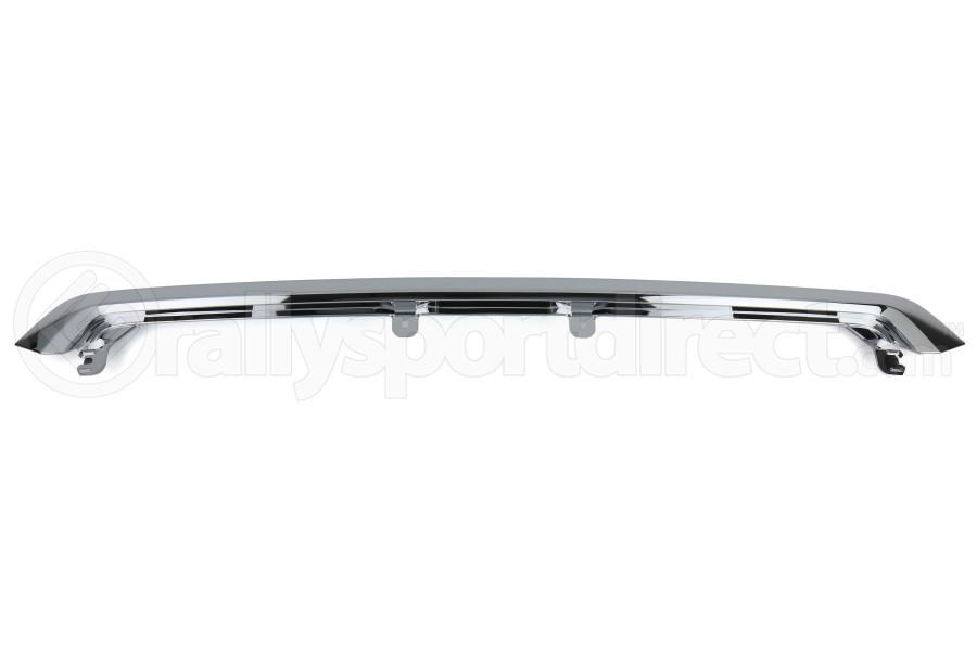 Subaru JDM Style Black Upper Grille - Subaru Forester 2014-2018