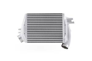 Mishimoto Topmount Street Intercooler Silver (Part Number: )