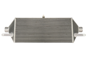 ETS Front Mount Intercooler Core 3in Silver w/ Black Logo (Part Number: )