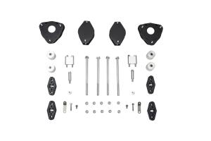 LP Aventure 2 Inch Lift Kit Black - Subaru Outback 2020+