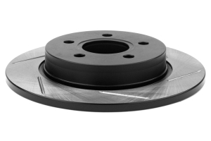 Stoptech Slotted Rear Left Rotor Single ( Part Number:PWS 126.61099SL)