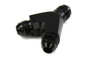 Vibrant Performance Y Adapter Fitting -8AN - Universal