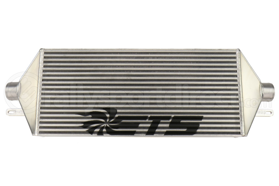 ETS Front Mount Intercooler Core 3in Silver w/ Black Logo (Part Number:100-74)