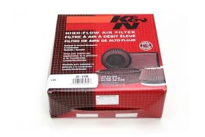 K&N High Flow Air Filter - Mitsubishi Evo 8/9 2003-2006
