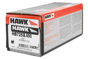 Hawk HPS 5.0 Front Brake Pads (Part Number: )