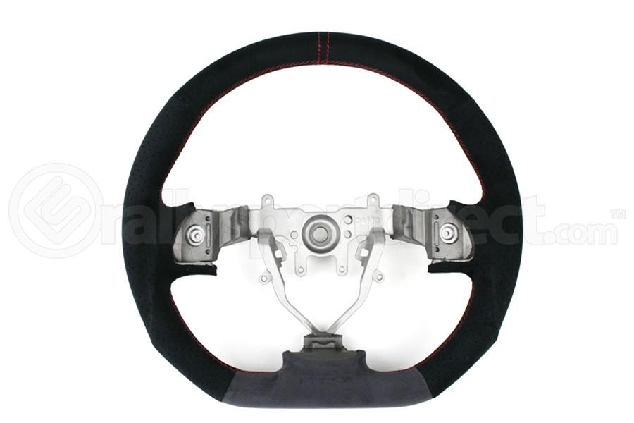prova dshaped steering wheel subaru wrx sti 2008 2014. Black Bedroom Furniture Sets. Home Design Ideas